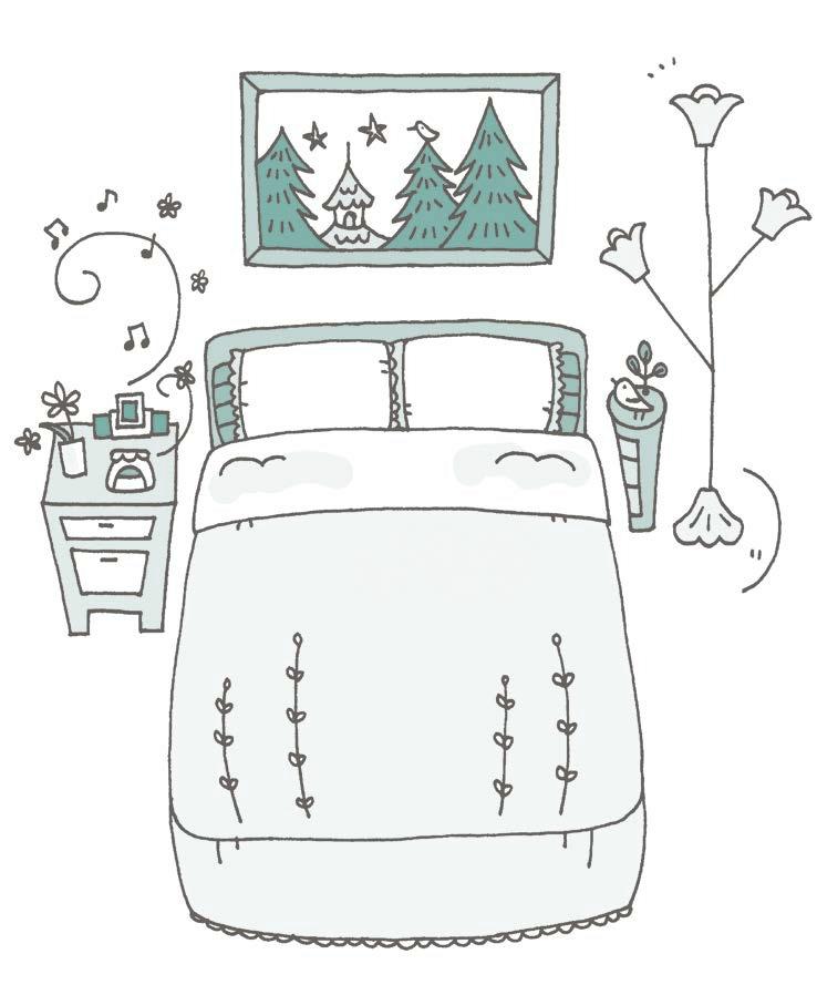 Konmari - metoden: Rydde på soverommet